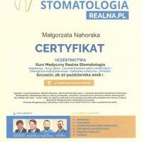 Kurs Medyczny Realna Stomatologia