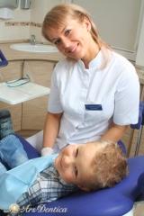 Adaptacja dziecka w gabinecie stomatologicznym