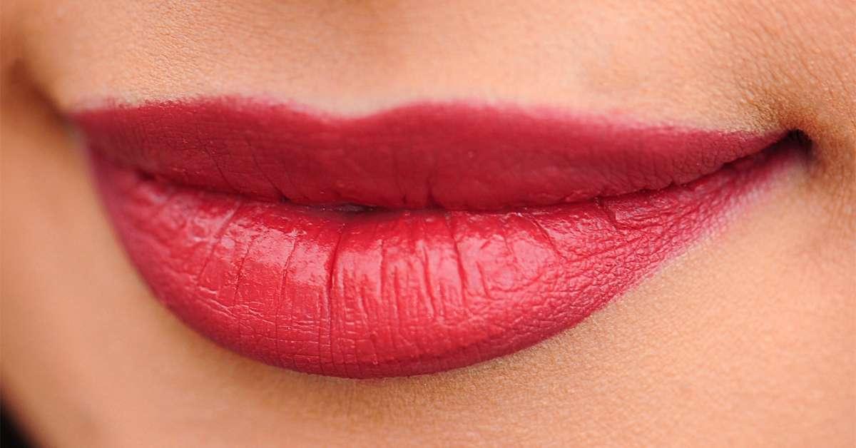 Piękne, naturalnie wyglądające usta