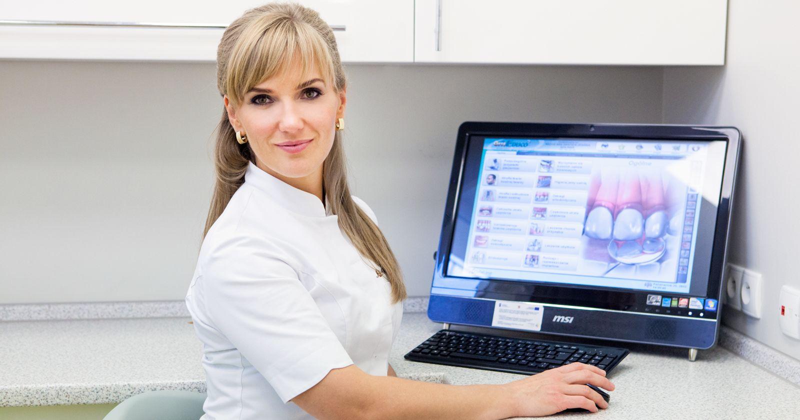 Ortodonta dr Joanna Szajnar