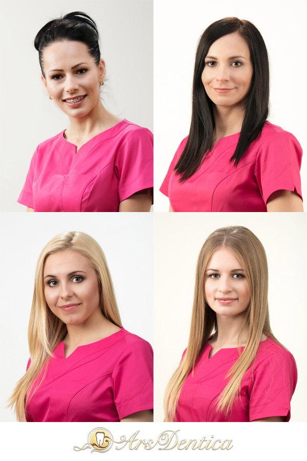 Asystentki w gabinetach stomatologicznych Ars Dentica