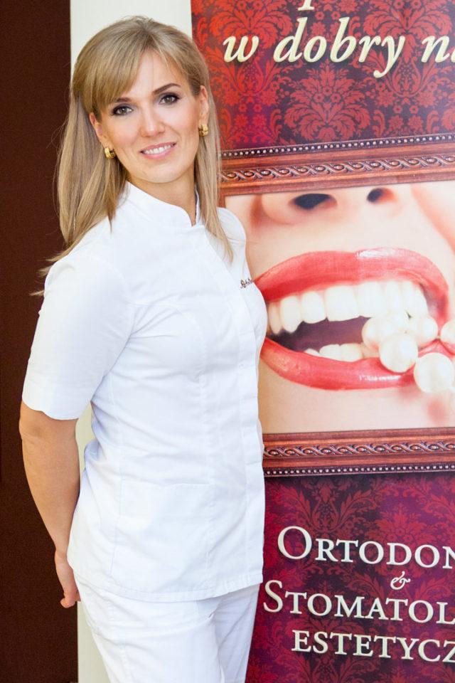 dr n. med. Joanna Szajnar - Ortodonta, Specjalista stomatologii ogólnej