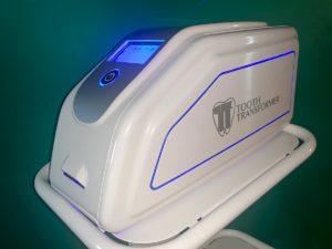 Urządzenie Tooth Transformer do pozyskiwania tkanki do przeszczepu z własnego zęba